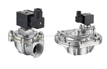 Прямоугольный дистанционный клапан реактивного сопла DN25~DN75 ИМПа ульс пилота диафрагмы SCG353A044